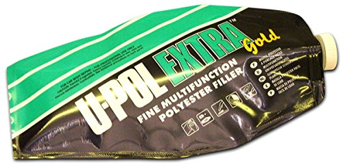 UPol Mastic Extra Gold 1 Litre UPEG/BL