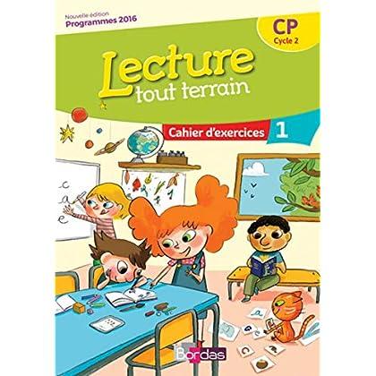 Lecture tout terrain CP - Cahier 1