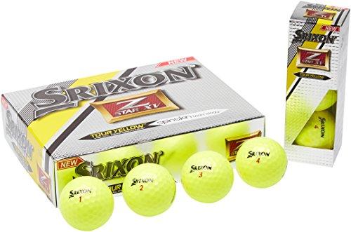 Srixon Z-StarXV - Bola, Color Blanco