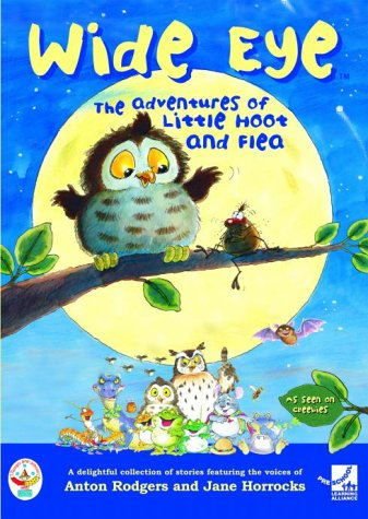The Adventures Of Little Hoot And Flea