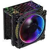 Ventilateur+processeur+Jonsbo+CR-201+RGB+%28Noir%29