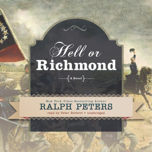 Hell or Richmond  Audiolibri