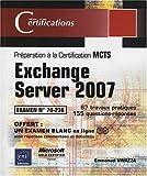 Image de Exchange Server 2007 - examen MCTS 70-236