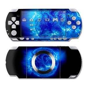 PSP Slim & Lite – Designerskin – Blue Giants