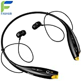 #7: Fashub Sports Bluetooth Headset Headphones Compatible with Samsung, Motorola, Sony, Oneplus, HTC, Lenovo, Nokia, Asus, Lg,Oppo,Vivo, Coolpad, Xiaomi, Micromax and All Android Mobiles.