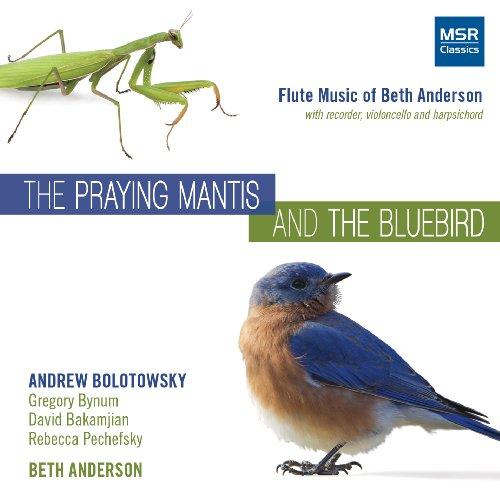 Praying Mantis & The Bluebird
