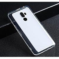 PREVOA Funda para Ulefone S8 Pro - Transparente Silicona TPU Funda para Ulefone S8 / S8 Pro Smartphone - Blanc