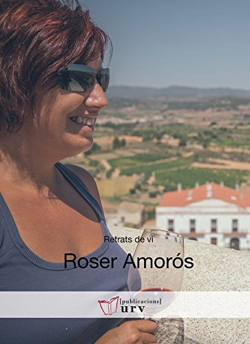 Roser Amorós (Retrats de Vi) por Ruth Troyano Puig