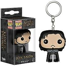 Game Of Thrones Jon Snow Schlüsselanhänger