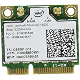 Intel 6235AN.HMWWB - Centrino Advanced-N 6235 - Network adapter - PCI Express Half Mini Card - 802.1