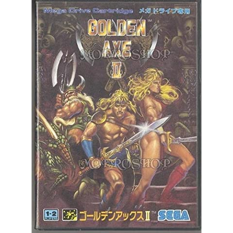 Golden Axe II [Japan Import] [Sega Megadrive] (japan import)