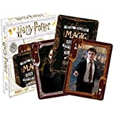 Aquarius Harry Potter Wands Out Multi Image Playing Cards