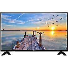 HKC 32C9A Televisores LED 32 pulgadas (HD Ready, TRIPLE TUNER, DVB-T2 / T / C / S2 / S, H.265 / HEVC, CI +, 3x HDMI, reproductor de medios a través de USB2.0) [Clase de eficiencia energética A]