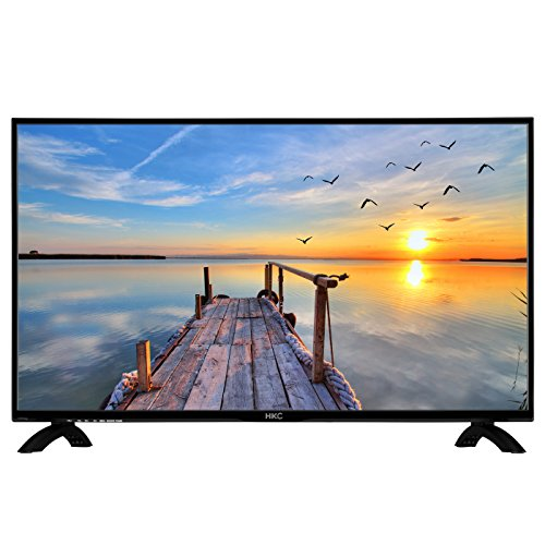 "HKC 32C9A 32 ""LED TVs (HD Ready, TRIPLE TUNER, DVB-T2 / T / C / S2 / S, H.265 / HEVC, CI +, 3x HDMI, media player via USB2.0) [Class of energy efficiency A]"