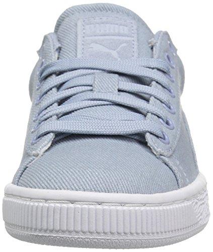 Puma Men's Basket Classic Cvs Fashion Sneaker Blue Fog