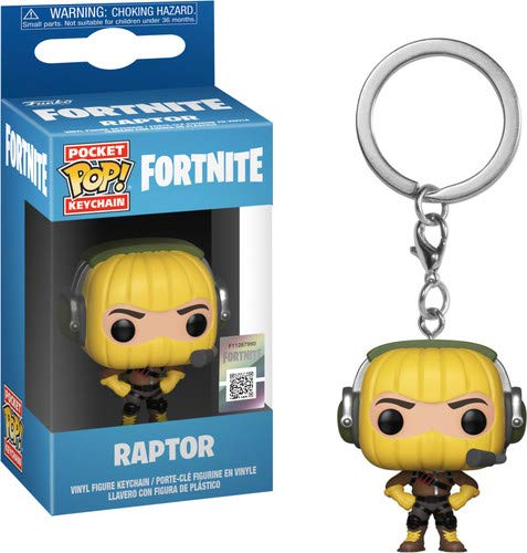 Funko Key Chain: Fortnite: Raptor