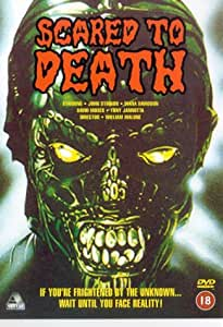 Scared To Death [DVD]