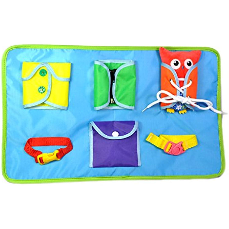 TOYMYTOY Hochet pour bébé,10 pièces de hochet dentition avec différentes formes couleurs et formes différentes - idéal cadeaux pour les Bébés dab576