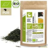 100 g Gyokuro Japan Bio Premium-Tee - Im Aromadichten & Wiederverschließbaren Beutel - Natürlich Tee by Naturteil