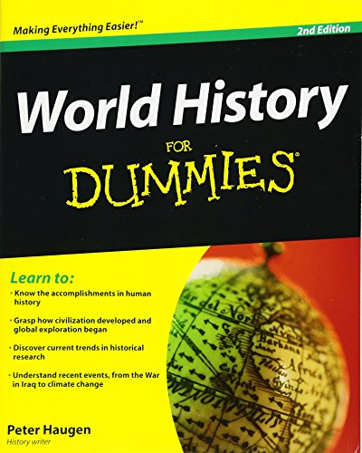 World History for Dummies, 2nd Edition