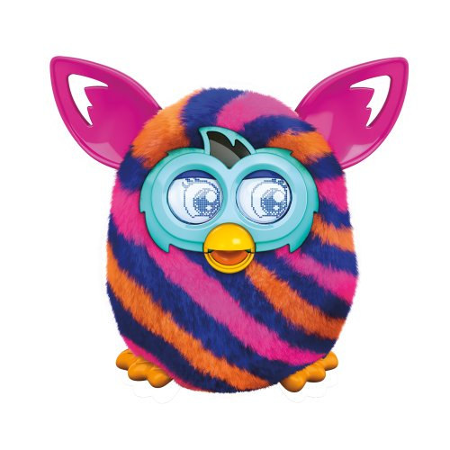 HASBRO Furby Boom Sunny Strisce Diagonali A4343 A6119