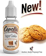 Capella Aroma 13ml DIY Sugar Cookie V2