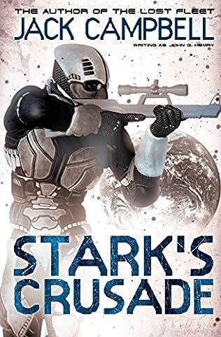 book cover of Stark\'s Crusade