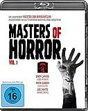 Masters of Horror Vol. 1 - Uncut  (Landis/Garris/Dante) [Blu-ray]