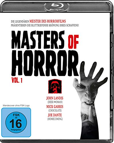 Masters of Horror Vol. 1 - Uncut (Landis/Garris/Dante) [Blu-ray]
