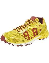 Garmont 9.81 Racer - Zapatillas para correr - amarillo 2016