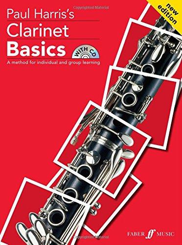 Clarinet Basics Pupil's books (with CD) (Basics Series) por Paul Harris
