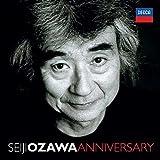 Seiji Ozawa Anniversary (Coffret 11 CD)