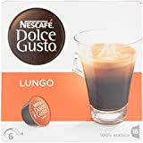 Nescafe Dolce Gusto Lungo Coffee Pods 16 Capsules - Pack of 3 (Total 48 Capsules)