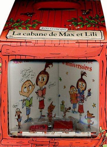 La cabane de Max et Lili de Bloch. Serge (2011) Relié