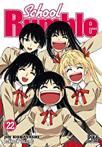 School Rumble Edition simple Tome 22