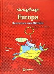 Europa: Basiswissen zum Mitreden
