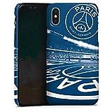 DeinDesign Apple iPhone XS Coque Étui Housse Paris Saint-Germain PSG Parc des...