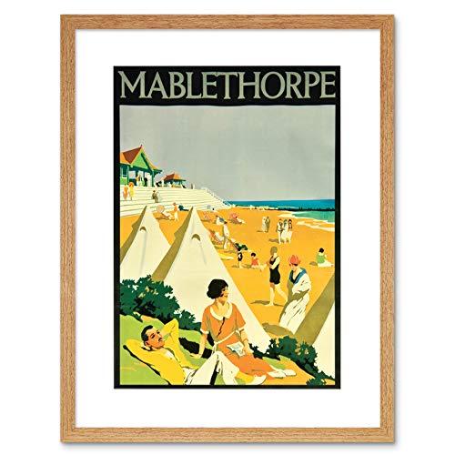 Wee Blue Coo Travel Mablethorpe England Coast Tent, usado segunda mano  Se entrega en toda España