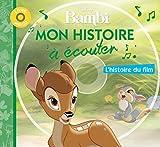bambi mon petit livre cd