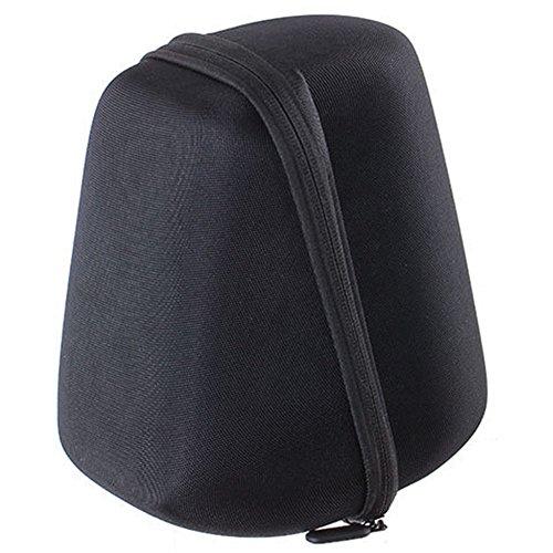 Hzjundasi EVA Hülle für Omron Blood Pressure Monitor,Stoßfest Reise Tasche Hart EVA Hülle Tragen Etui Case Box (L:19cm W:15cm H:16cm) Digitale Reise-tasche