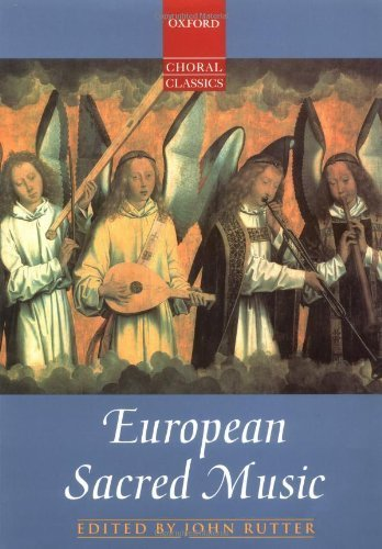 European Sacred Music: Vocal score (Oxford Choral Classics Collections) by (1996-11-21)