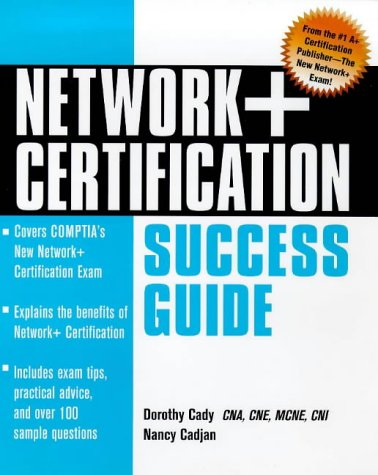 Network+ Certification Success Guide for Network Administrators (Unix Tools) por Nancy Cadjan