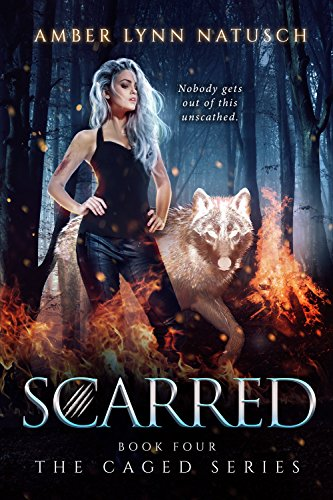 SCARRED (The Caged Series Book 4)