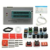 Neueste Version V6.0 Minipro TL866cs USB Programmer + Volle Satz 21pcs Einfaßungs-Adapter für Supermini Pro für Schlüsselprogrammierer TL866CS