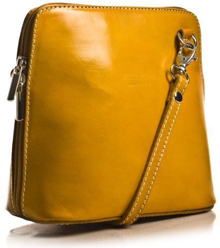 Big Handbag Shop, Borsa a tracolla donna One Yellow