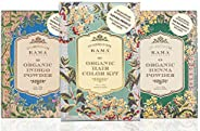 Kama Ayurveda Natural Organic Hair Color Kit