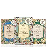 #8: Kama Ayurveda Natural Organic Hair Coloring Kit, 200g (Pack of 2)