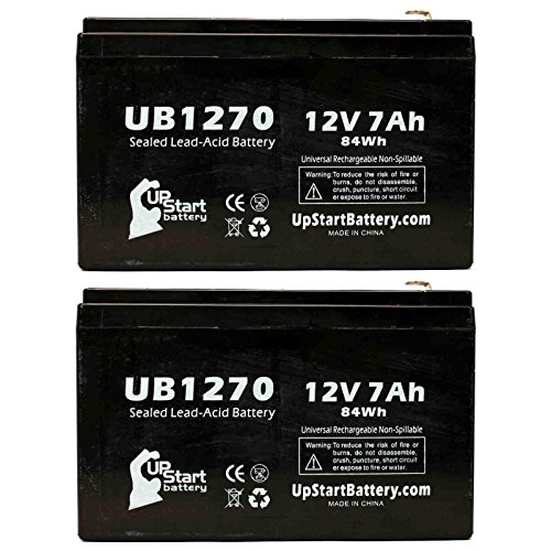 2x-pack-replacement-kelvinator-scientific-audio-alarm-battery-replacement-ub1270-universal-sealed-le