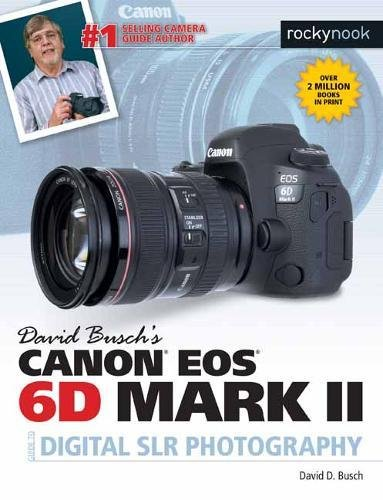 David Busch's Canon EOS 6D Mark II Guide to Digital SLR Photography (The David Busch Camera Guide)