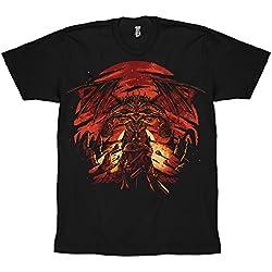 Dark Souls 3 T-Shirt Dragon, Größe S [Importación Alemana]